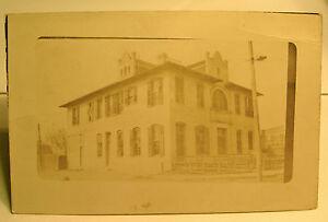 Piedras Negras People's Institute 1914 Photo Postcard