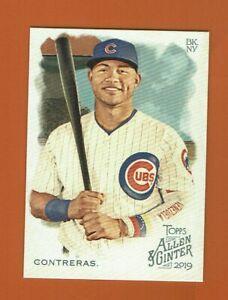2019-Topps-Allen-amp-Ginter-Willson-Contreras-232-Chicago-Cubs