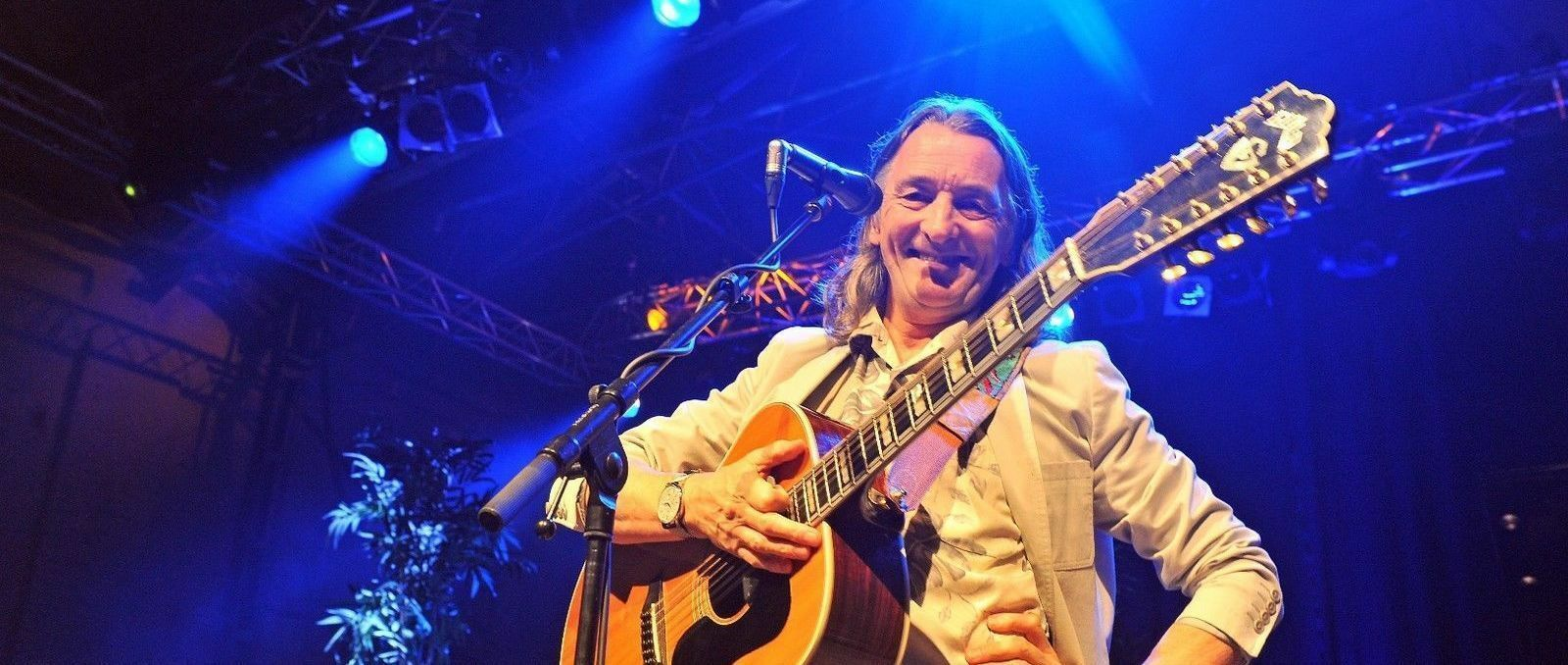 Roger Hodgson Tickets (21+ Event)