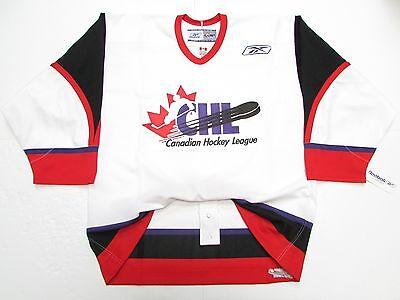 reebok hockey jersey size chart