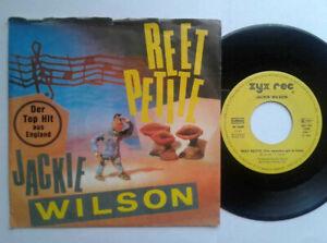 Jackie-Wilson-Reet-Petite-7-034-Vinyl-Single-1986-mit-Schutzhuelle