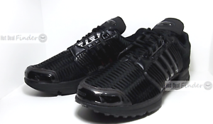 62ac5e77c73 NEW ADIDAS ORIGINALS CLIMACOOL 1   SIZE 12   MEN S BLACK ATHLETIC ...