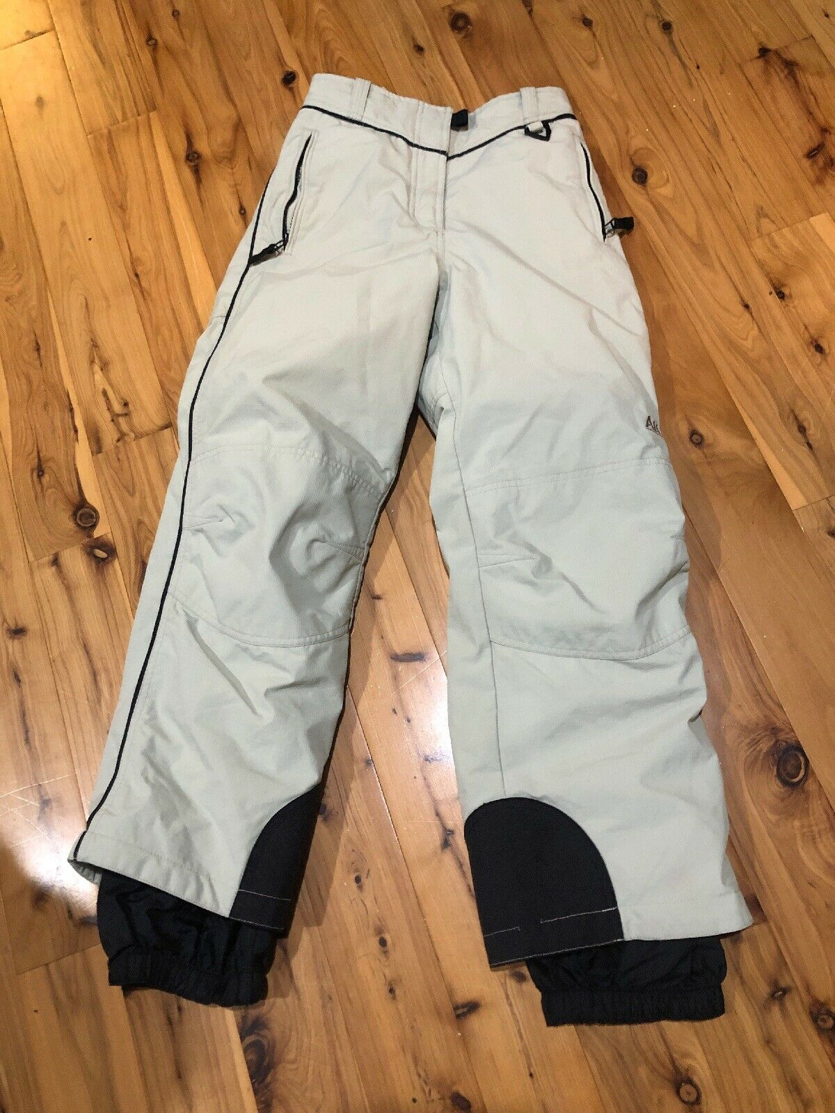 Boys Girls Kids JUNIORS 12 Khaki OBERMEYER SNOW SKI Pants  INSULATED WATERPROOF  2018 store
