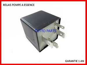 alimentation relais pompe a essence seat ibiza leon toledo ebay. Black Bedroom Furniture Sets. Home Design Ideas