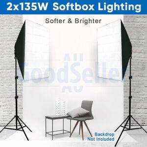 Photography-Photo-Softbox-Studio-Continuous-Video-Lighting-Soft-Box-Light-Kit-AU