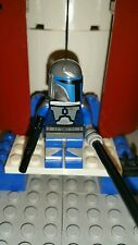 Lego Star Wars Death Watch Mandolorian Commander Pre Vizsla Custom Minifigure