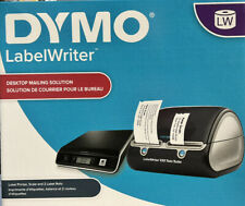 Dymo Labelwriter 450 Twin Turbo Label Thermal Printer With Scale And Starter Rol