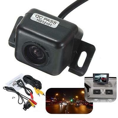 170° NTSC Wide Night Vision Cars Reverse Rear View Anti fog glass Shockproof GL