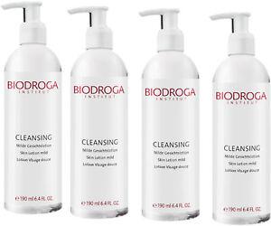 e471710d374 Biodroga cleansing skin lotion mild 190 ml – NEW 700443617710 | eBay