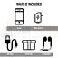 thumbnail 3 - NEW Apple iPhone 11 64GB 128GB 🔓Unlocked✅AT&T✅Verizon✅T-Mobile✅Sprint🔴🟡🟢🟣⚫⚪