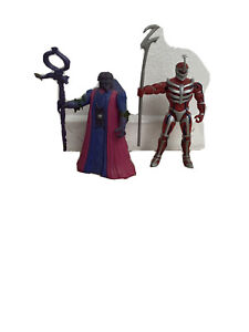 power rangers ivan ooze And Lord Zedd