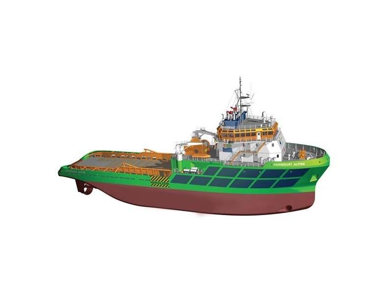 Billing Boats Fairmount Alpine 1:75 RC-costruzione modulare-bb0506