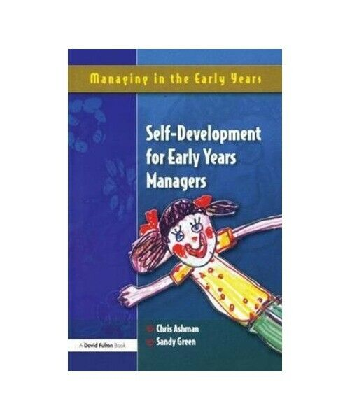 """Chris Ashman """"Self Development for Early Years Managers"""""""