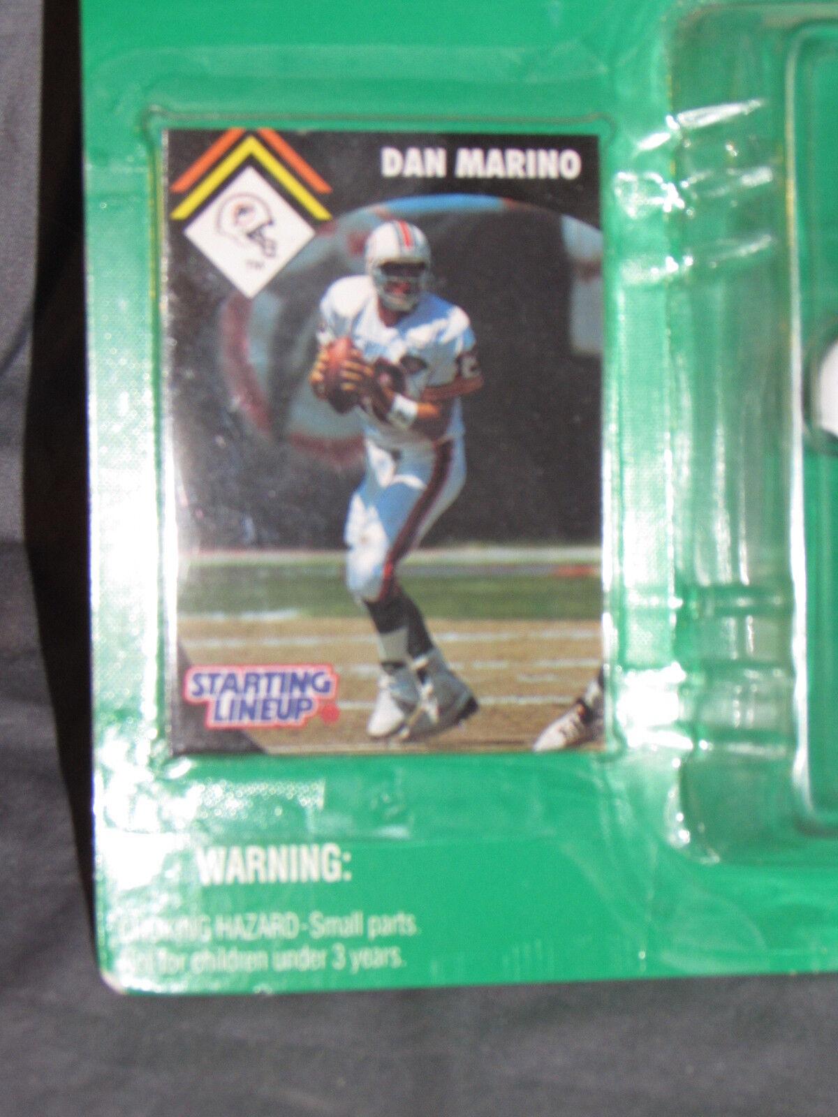 Dan Marino 1995 Starting Starting Starting Lineup Figure Sealed Nice Shape af45b2
