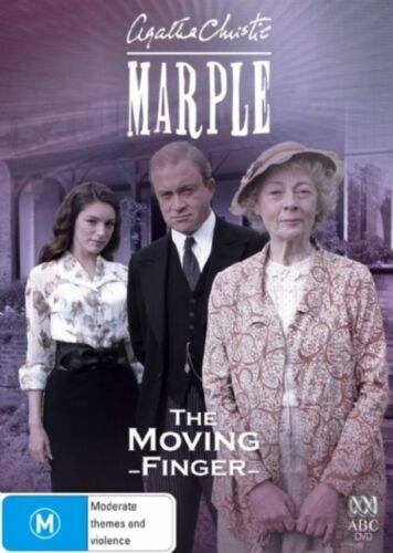 1 of 1 - Miss Marple - The Moving Finger (DVD, 2007) GF3