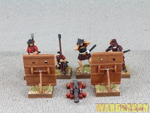 Samurai wds gemalt sam48 europäischen nicht - mit der japanischen mannschaft am carrage d59