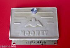 MOONEY Aircraft -  Interior Glove Box Door & hinge - OEM Factory