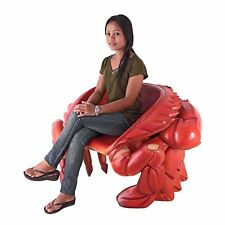 "NE590079 - ""Giant Red King Crab"" Sculptural Chair"