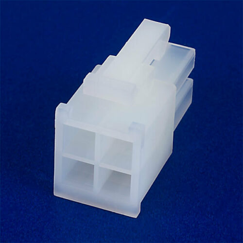 TruConnect C4255HF-2X02P 39-01-2040 4 Way Minifit Free Receptacle