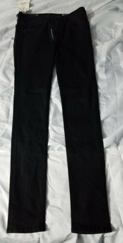 Stretch Nwt Rag Slim Bone Nero Jeans Tech Sz legging 28 Skinny 5q8wY