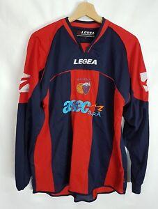 Maglia-calcio-Legea-Catania-vintage-90-shirt-camiseta-soccer-Legea-Catania-N-19