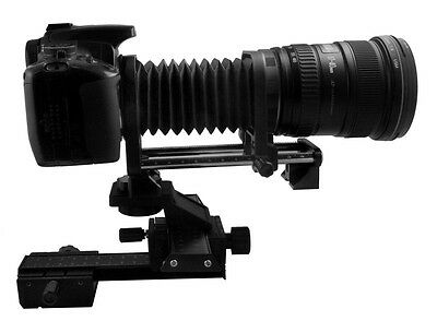 Macro focus slide rail for Canon Nikon Pentax Olympus