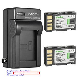 Kastar-Battery-Wall-Charger-for-JVC-BN-VF808-BN-VF808U-amp-JVC-GZ-MS120-Camcorder