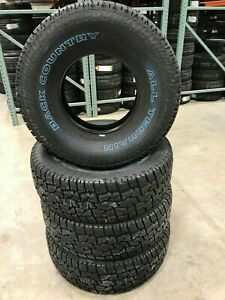 4-New-Tires-295-75-16-Back-Country-AT-All-Terrain-10-ply-SQ4-OWL-LT295-75R16