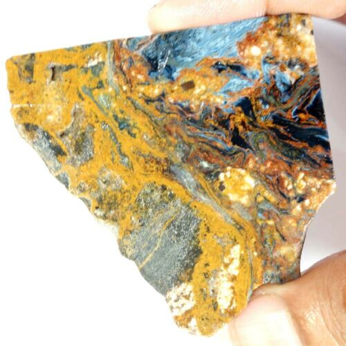 Details about  /Natural Red/&Golden Pietersite Rough AAA Quality Cabochon Size Loose Gemstone 13