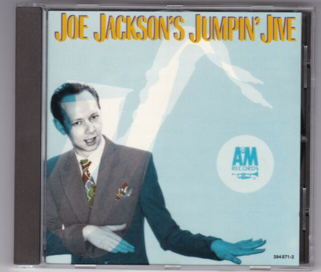 JOE JACKSON BAND -JUMPIN'JIVE - CD ALBUM A&M © 1981