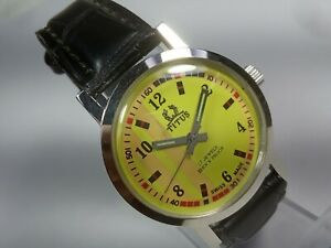 Vintage-Titus-Mechanical-Hand-Winding-Movement-Mens-Analog-Dial-Wrist-Watch-C301