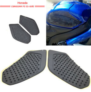 Anti-Slip-Tank-Pad-Side-Gas-Protector-For-Honda-CBR600RR-2003-2004-2005-2006