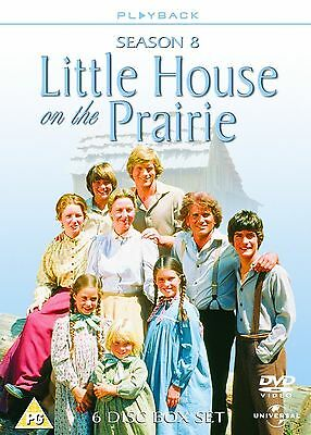 Little House On The Prairie: Complete Season 8 (Eighth Series) Box Set   New DVD