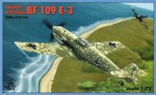 MESSERSCHMITT Bf-109 E-3 BATTLE OF BRITAINE (LUFTWAFFE MKGS) 1/72 RPM