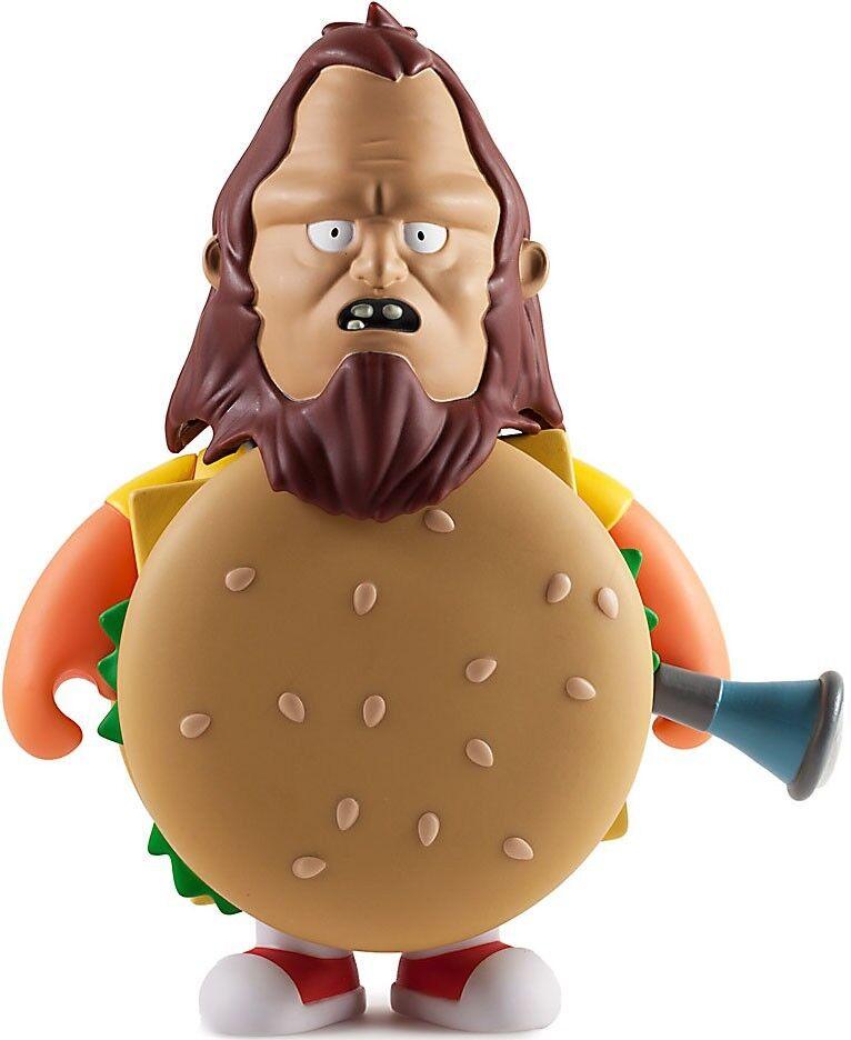 Bob's Burgers Beefsquatch 7-Inch Medium Figure