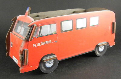 1955 Volkswagen Firewagen Pencil box (2011)