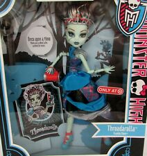 Monster High Scarily Ever After Threadarella Frankie Stein Doll New in Box!