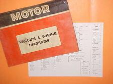 1967 1968 1969 1970 1971 ford galaxie 500 xl ltd custom vacuum+wiring  diagrams