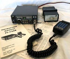 Yaesu-FT-730R-Mobile-UHF-FM-Communications-Specialist-Tone-Encoder-TE-12P-Tested