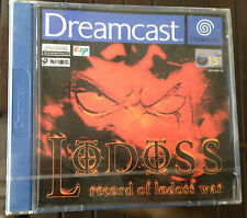 Record of the Lodoss War  - DREAMCAST (NUEVO PRECINTADO)