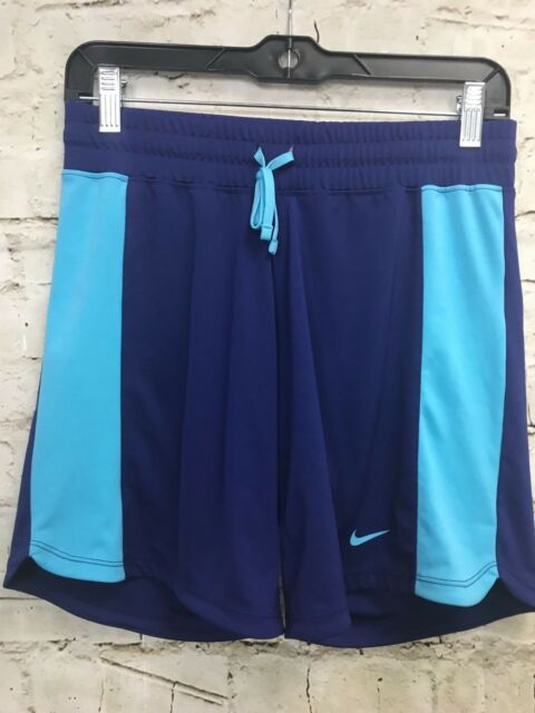 Official Website Nwt Nike Athletic Shorts Blue Size Xl Drifit Activewear