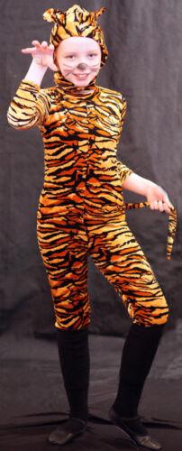 Alice au pays des merveilles Cheshire Cat//Tigre Déguisement Fille Tous Âges