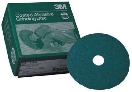 20 per Box 3M 01928 Green Corps 9-1//8 Inch x 7//8 Inch 36 Grit Fiber Disc