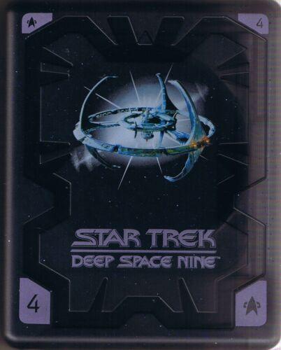 1 von 1 - Star Trek Deep Space Nine Season 4 Hartbox Deutsche Ausgabe [7 DVDs] OOP