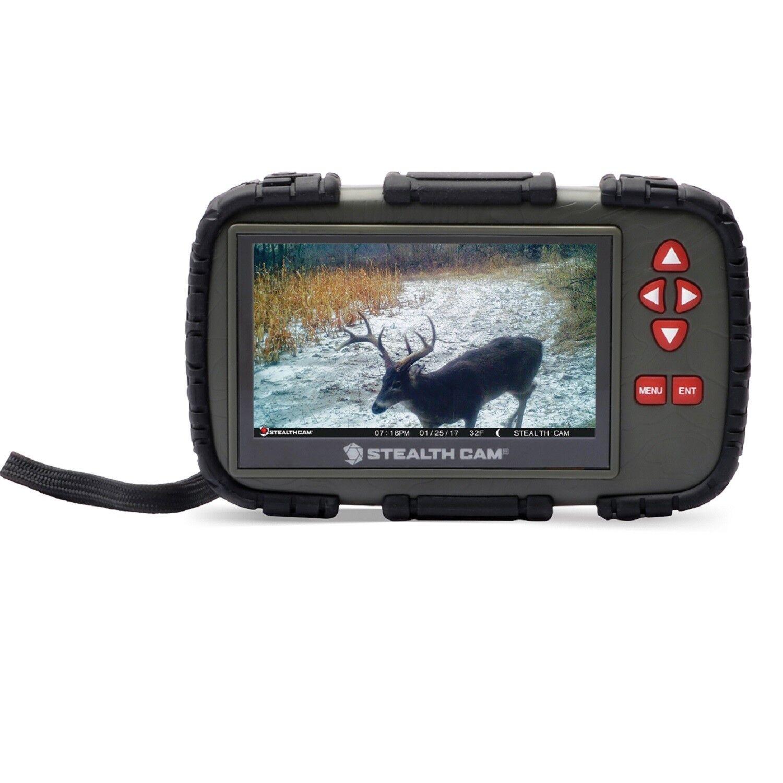 Stealth Cam SD Card Touch Viewer STC-CRV43X