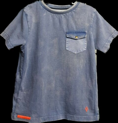 Brand sold at Next Boys top t shirt 4-9 y DESIGNER Angel /& Rocket RRP £20