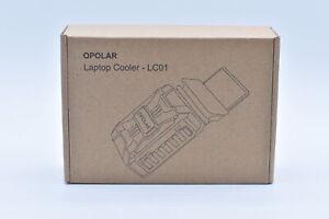 Opolar LC01 Vacuum Fan Rapid Cooling Laptop Cooler