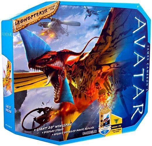 James Cameron's Avatar Leonopteryx Figura De Colección