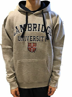 Cambridge University Hoodie KIDS Embroidered Applique Official Licensed Pullover