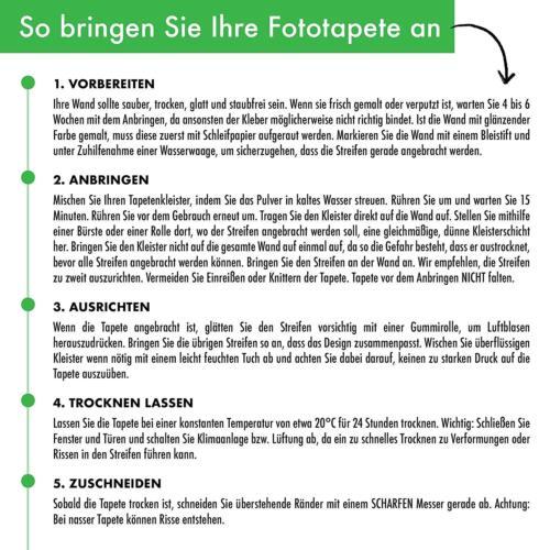 12619 -Vergessener Ort Treppe Palast Vintage Altbau VLIES Fototapete-LOST PLACE-